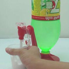 Fizzaver : Un débit de soda à la maison