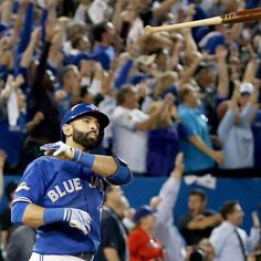 Many baseball fans were upset by how Jose Bautista celebrated his series-clinching home run. But for this guy, it's personal. Chicago White Sox, Boston Red Sox, Munenori Kawasaki, Torii Hunter, Nick Markakis, Troy Tulowitzki, Jason Kipnis, Jose Reyes, Eric Hosmer