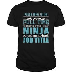 (Tshirt Deals) PUNCH-PRESS SETTER Ninja T-shirt [TShirt 2016] Hoodies Tee Shirts