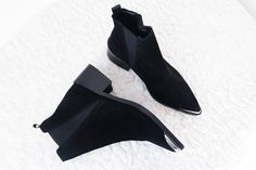 Winter Boots | The Black Feather - Blog Mode Minimaliste