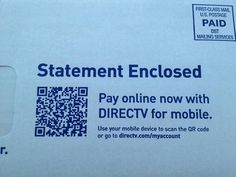 Social in the wild: DIRECTV gets paid.