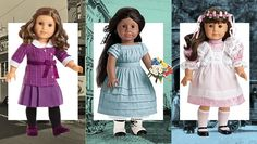 I Still Love My American Girl Dolls. It's Fine.