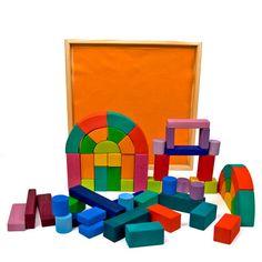 Romanesque Building Block Set