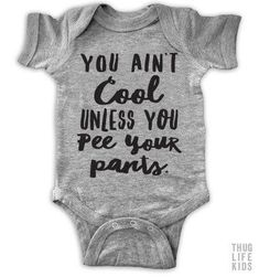 1753b4f7c 153 Best Clever Baby Onesies images | Animal babies, Baby boy ...