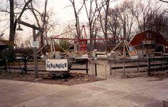LeSourdsville Lake (Americana) Amusement Park ~ Ohio