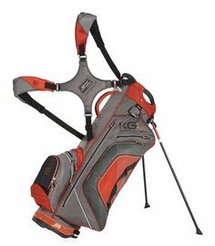 Sun Mountain 2013 KG:2 Men's Golf Carry Bag (Gunmetal/Black/Orange) by Sun Mountain. Save 19 Off!. $209.99. The result of 25 plus years of stand bag evolution, the bold KG:2 has all of Sun Mountain's premium stand bag features: it's lightweight, uses the E-Z Fit Dual Strap System, the Roller Bottom leg mechanism and high-tensile aluminum legs. For those days when you would rather ride, the KG:2 has a cart-friendly bottom, a leg lock system and forward-facing pockets for accessibility.
