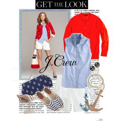 Get The Look: Nautical