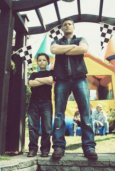 Ben and Dean