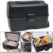 12 V Food Warmer Heater Portable Truck Oven Mobile Stove Plug Lunch Camp Warming
