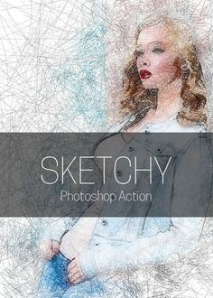Sketchy Photoshop Action - Photo Effects Actions Download here: https://graphicriver.net/item/sketchy-photoshop-action/19853351?https://graphicriver.net/item/vintage-sketch-photoshop-action/19424879?ref=classicdesignp
