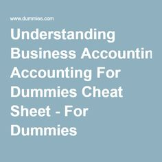 541 Best Business Accounting Images Accounting Business