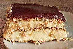 Eclair-Kuchen, ein gutes Rezept aus der Kategorie Backen. Bewertungen: 10. Durchschnitt: Ø 4,1.