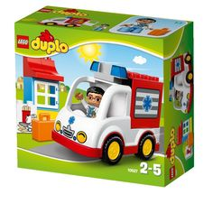 Duplo - La ambulancia     Duplo - La ambulancia     Duplo - La ambulancia     Duplo - La ambulancia  Duplo - La ambulancia