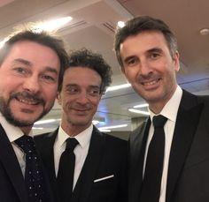 con Ficarra e Picone a Striscia la notizia