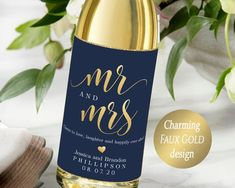 Shipping Wine To Maryland Code: 3779814685 Personalized Wine Labels, Custom Wine Labels, Wine Bottle Labels, Wedding Wine Labels, Wedding Wine Bottles, Wedding Favors, Wedding Gifts, Wedding Ideas, Champagne Label