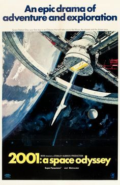 """Movie Posters:Science Fiction, 2001: A Space Odyssey (MGM, 1968). One Sheet (27"""" X 41"""") Style A..... Image #1"""