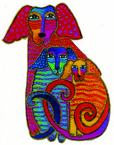 I ♥ Laurel Burch Art                                                       …