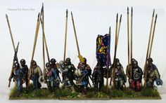 perry miniatures burgundians - Google Search 28mm Miniatures, Landsknecht, Late Middle Ages, Wars Of The Roses, Armies, 15th Century, Minis, Renaissance, Medieval