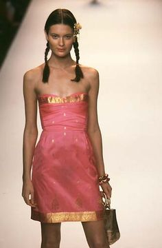 Anna Sui - Ready-to-Wear - Runway Collection - WomenSpring / Summer 1998