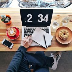 Photo was taken 2 days ago at @dailypress.coffee as I was preparing to my talk at @purwadhikastartupschool. Planning is the key to any successful Business... Happy Weekend!  #handsinframe #hobikopi #anakkopi #flatlays #onthetable #appleandcoffee #workhardanywhere #menandcoffee #coffeenclothes #coffeewithstyle #vsco #vscocam #instagram #flatlay #flatlayapp #flatlays www.theflatlay.com