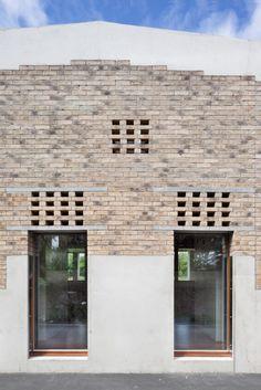 TAKA architects, Alice Clancy · Merrion Cricket Club