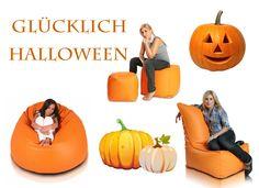 Morgen haben wir  Halloween feiern Sie? Wir haben viele verschiedenen Sessel und Sitzsäcke auf diese Party. Wenn sie ihre Wohnung schmücken wollen, kaufen Sie unsere Möbel. #Halloween #Party #Sessel #Sitzsäcke www.furini-sitzsack.de