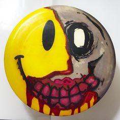 Zombie Smiley - NMD