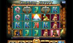 Spinn gratis med pyramidene! http://www.norgesautomaten-gratis-spill.com/spill/spillautomaten-crown-of-egypt #crownofegypt #norgesautomatengratis #spillonline
