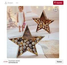 Captura de pantalla 2017-11-23 a las 13.52.02. Estrellas de madera con bolas dentro