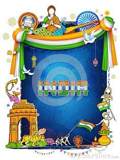 HappyShappy - India's Own Social Commerce Platform Independence Images, Independence Day Drawing, Independence Day Activities, Independence Day Poster, Independence Day Decoration, Indian Independence Day, Happy Independence, Art Drawings For Kids, Drawing For Kids