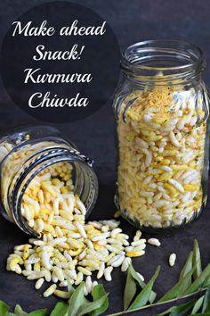 Kurmura Chiwda - Mak