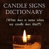 The candle signs dictionary (What does it mean when my candle does that?) The candle signs dictionary (What does it mean when my candle does that? Candle Magic, Candle Spells, Candle Power, Flames Meaning, Candle Meaning, Color Meanings, Love Spells, Magic Spells, Real Spells