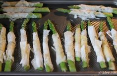 phyllo wrapped asparagus1