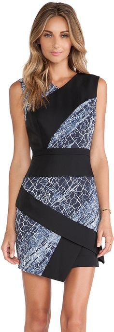 BCBGMAXAZRIA Dalia Dress on shopstyle.com