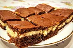 Čokoládovo-tvarohový koláč. Kombinácia, ktorá neomrzí | RECEPT Tiramisu, Ethnic Recipes, Basket, Kitchens, Tiramisu Cake