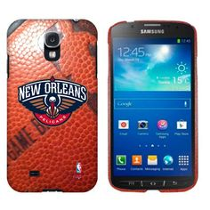 New Orleans Pelicans Game Ball Samsung Galaxy S4 Case