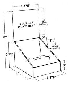 Display Box Template