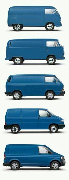 Nice Volkswagen Sixth-gen Volkswagen Transporter previ… – Sport Cars Volkswagen Transporter, Transporteur Volkswagen, Vw T1 Camper, Bus Vw, Transporter T3, Combi Vw T2, Wolkswagen Van, Vw Modelle, Combi Split
