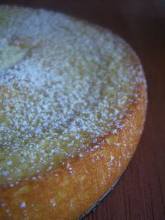 Blackjack Bake House, Has many delicious recipes including this Lemony Cream Butter Cake, a delicious breakfast cake.