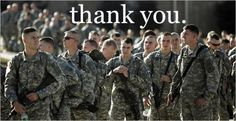 Thank You For Fighting For Our Freedom. Words Couldn't Begin To Tell You How Thankful I Am. You Guy's Are In My Prayers.  <3