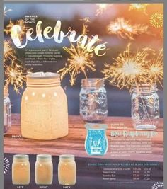 June Scentsy Warmer and Scent of the Month are 10% off.  traciewhalen.scentsy.us