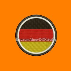 Flag of Germany Embroidery Design Applique  This design manually made by hand, from start to finish. It is a digitized embroidery design for a buyer who has an embroidery sewing machine.  https://www.etsy.com/listing/489128129/flag-of-germany-embroidery-design  #stitch #digitized #Sewing #Needlecraft #stitches #Embroidery #Applique #EmbroideryDesign #flag #pattern #cute #german #germany #deutsch #Deutschland #germanflag