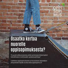 #oppisopimus @kunkoululoppuu