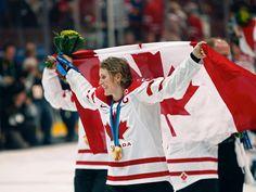 Hayley Wickenheiser (Canada) - Women's Ice Hockey - 2010 Vancouver Olympic Winter Games