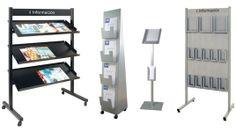 Display stand http://sistemasdavid.com/en/16-display-stands #display #office #sistemasdavid