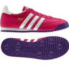 outlet store 00c7d 66c2a PinkPurple Dragons Bright Pink, Pink Purple, Pink White, Adidas Kids,