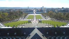 Karlsruhe Palace- Karlsruhe, Germany  cool museum inside, awesome views from the top of the tower
