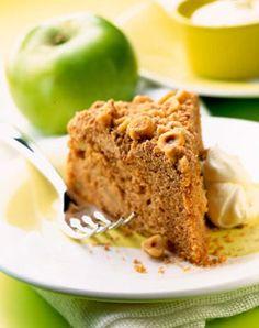 Bramley Apple and Cinnamon Crunch Cake | Bramley Apples