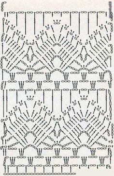 Patterns for crochet dresses