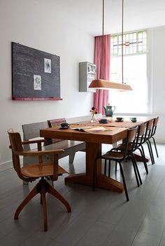 Woonkeuken van interieurstylist Iris | Inrichting-huis.com
